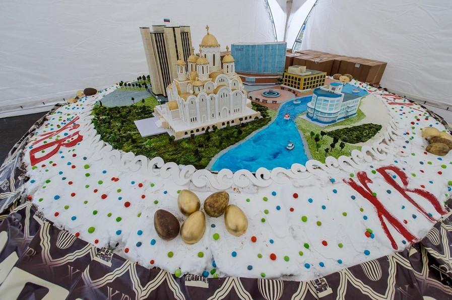 Пасха 2019 Екатеринбург