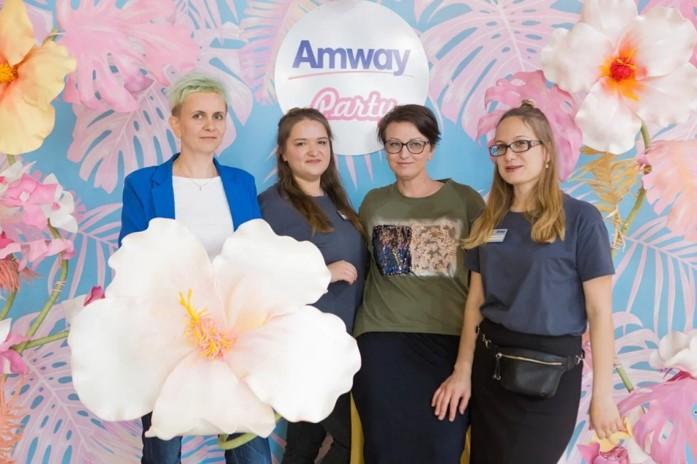 День рождения центра AMWAY г. Пермь