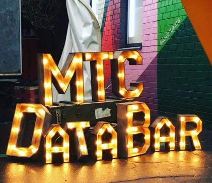 Зона активации на DataFest