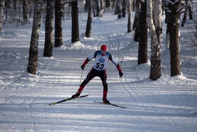 Спартакиада по лыжным гонкам. Россети Урал
