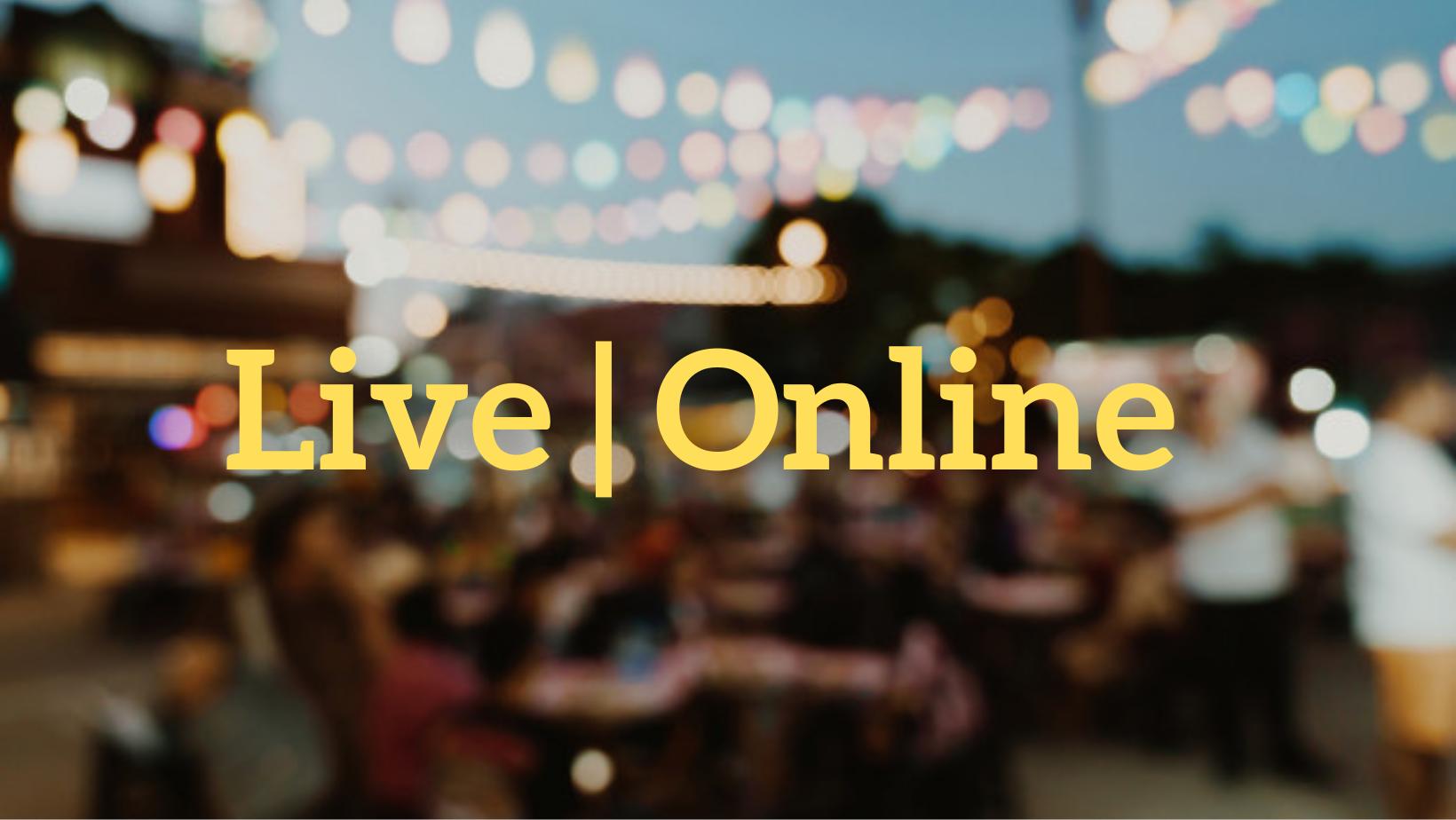 Рассказываем что делать с модой на онлайн-мероприятия и как выгодно и круто организовать online-event